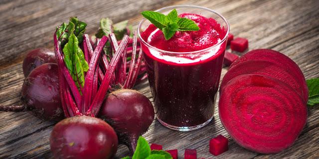 Khasiat buah bit untuk kesehatan tubuh