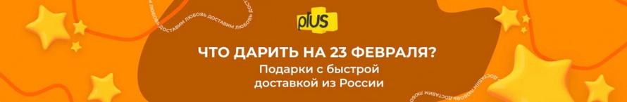 Что дарить на 23 февраля? Подарки с быстрой доставкой из России