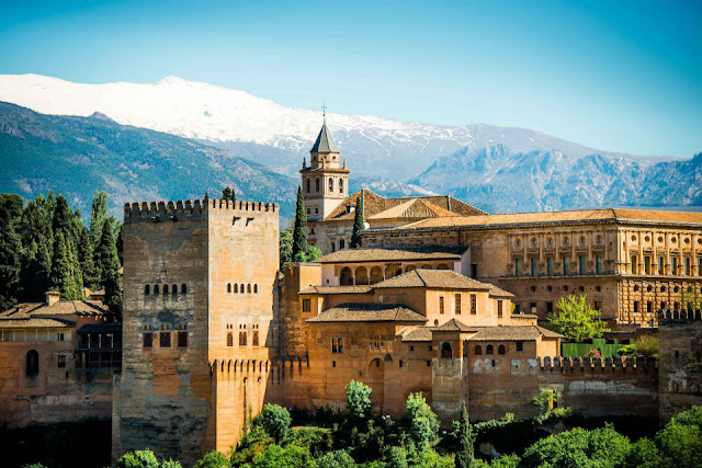 Alhambra, Tây Ban Nha