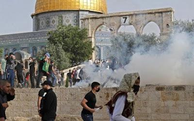 As tensões e a violência aumentam em Israel