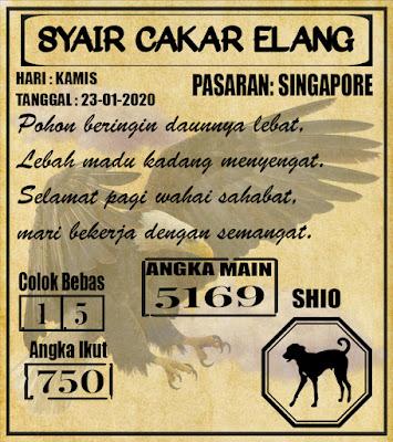 SYAIR SINGAPORE 23-01-2020