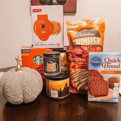 fall shopping-fall food-fall
