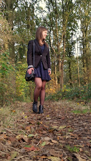 Clothes & Dreams: OOTD: Into the Woods