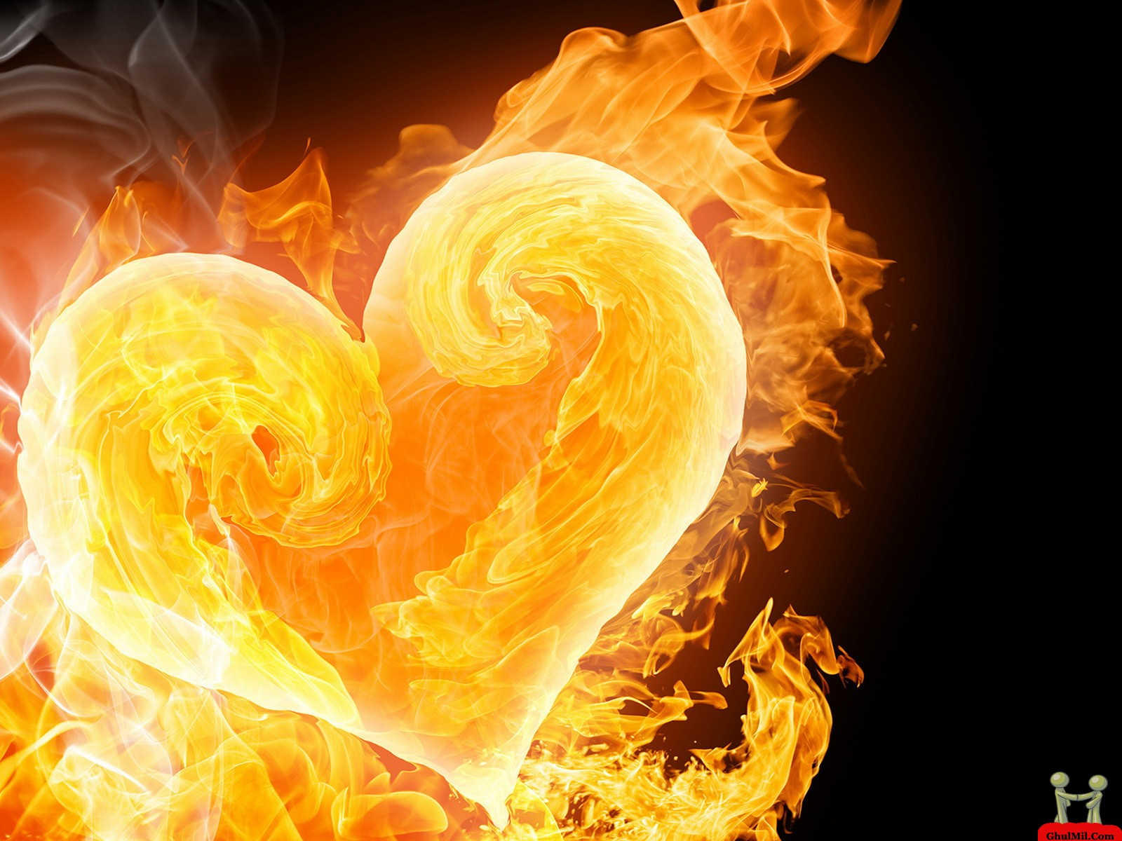 Burning Love Hd Wallpapers: Sue's News, Views 'n Muse: Wildfire