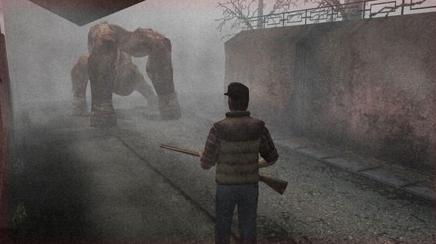 Silent Hill Origins Gameplay