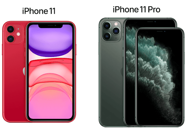 Introducing Apple iPhone 11 And iPhone 11 Pro - Features