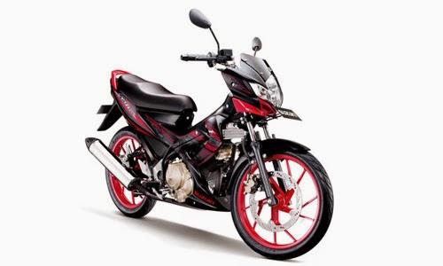 Update Harga Motor Suzuki Terbaru