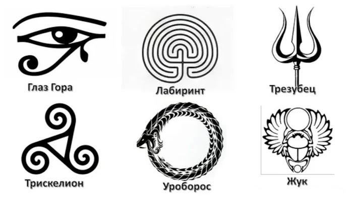 Выберите один символ и узнайте, что вам нужно в данный момент