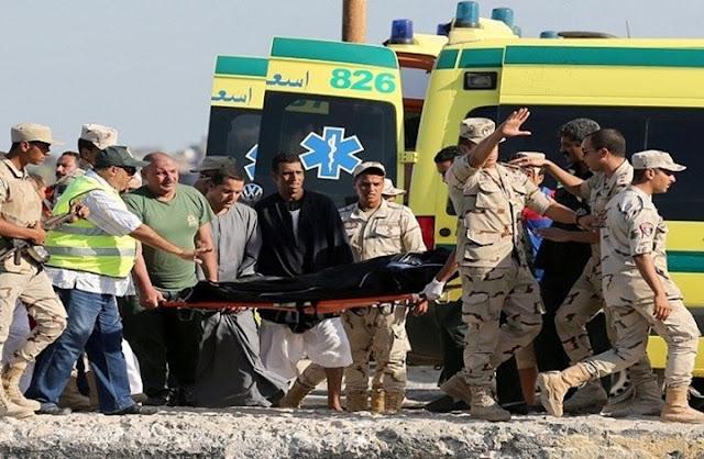 خيرة شباب مصر يغرقون في البحر و من نجا منهم فمصيره السجن