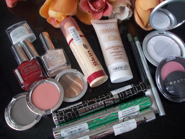 PRESTIGE COSMETICS - amerykańskie kosmetyki cz.2