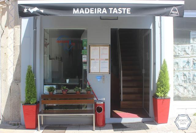 Madeira Taste Madeira Comida Tradicional Restaurante Ilha Porto Portugal