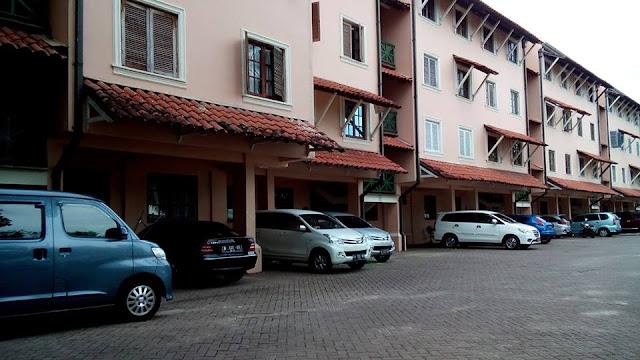 apartemen disewakan di pantai carita