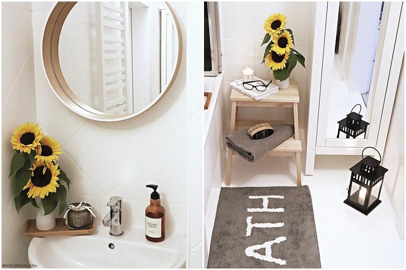 metamorfoza małej łazienki w bloku