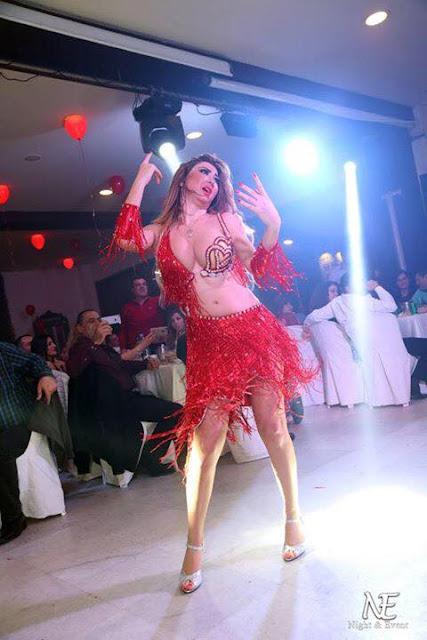 الراقصة نغم ويكيبيديا (Nagham Dancer Wikipedia)