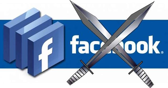 الـ Facebook سلاح ذو حدين