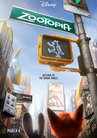 poster zootopia