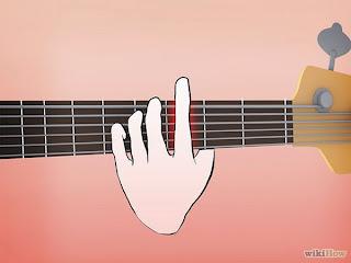 cara bermain gitar lengkap