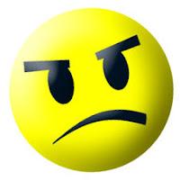 Wal*Mart angry face