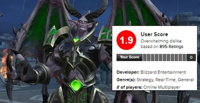 Warcraft 3: Reforged está siendo destruido por sus seguidores.
