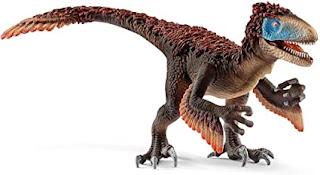 dinosaurus paling menakutkan Utahraptor