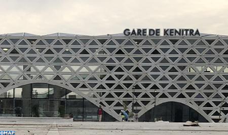 منح جائزة (فرساي) العالمية للهندسة المعمارية والتصميم لمحطة القطار الجديدة بالقنيطرة