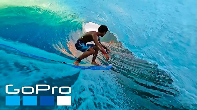 GoPro Winter Season Surf Highlights 20 - 21