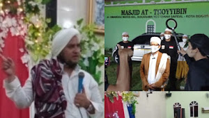 Pengajian Umum Maulid nabi Muhammad SAW Dimasjid AT-THOYYIBIN Sukadamai BOGOR