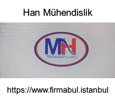 Han Mühendislik | Firma Bul İstanbul