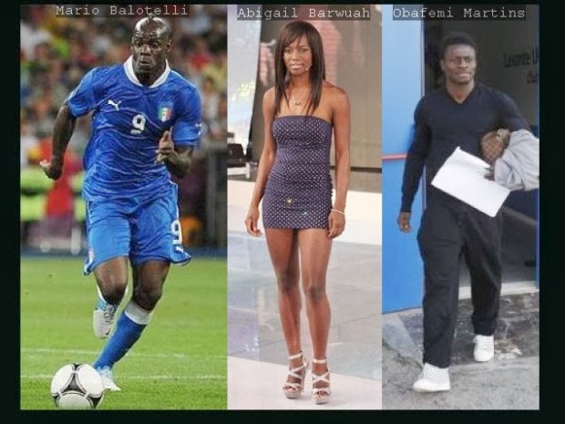 Welcome to Ken Nwankwo's Blog: Mario Balotelli's Sister ...