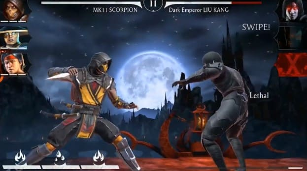 Mortal Kombat Mobile
