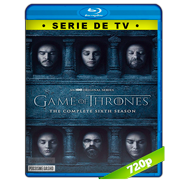 Game of Thrones (2016) Temporada 6 Completa BRRip 720p Audio Dual Latino-Ingles