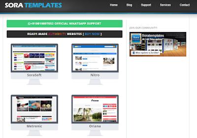 Free blogger templates for blogspot blogs