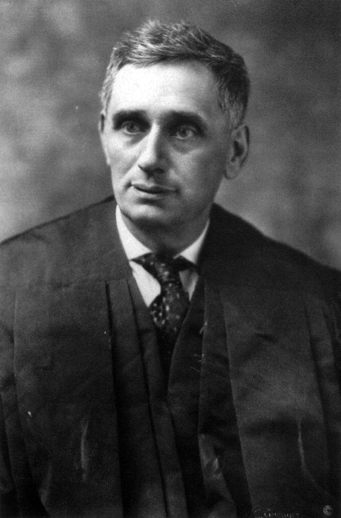 Judge Louis Brandeis