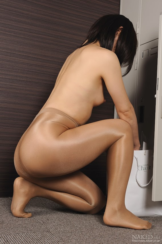 NakedArt-243 Naked-Art No.00243 Megumi Tsubaki 椿めぐみ