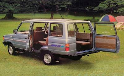 Berbagai Tipe Mobil Irit BBM Tahun 90-an