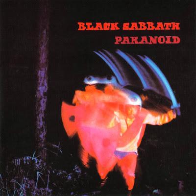 Black Sabbath Paranoid 1970