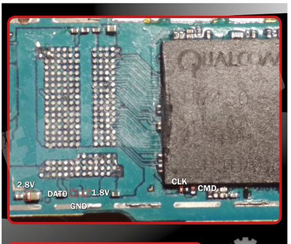 Samsung A605FN Dead Boot Repair Emmc Dump File Download