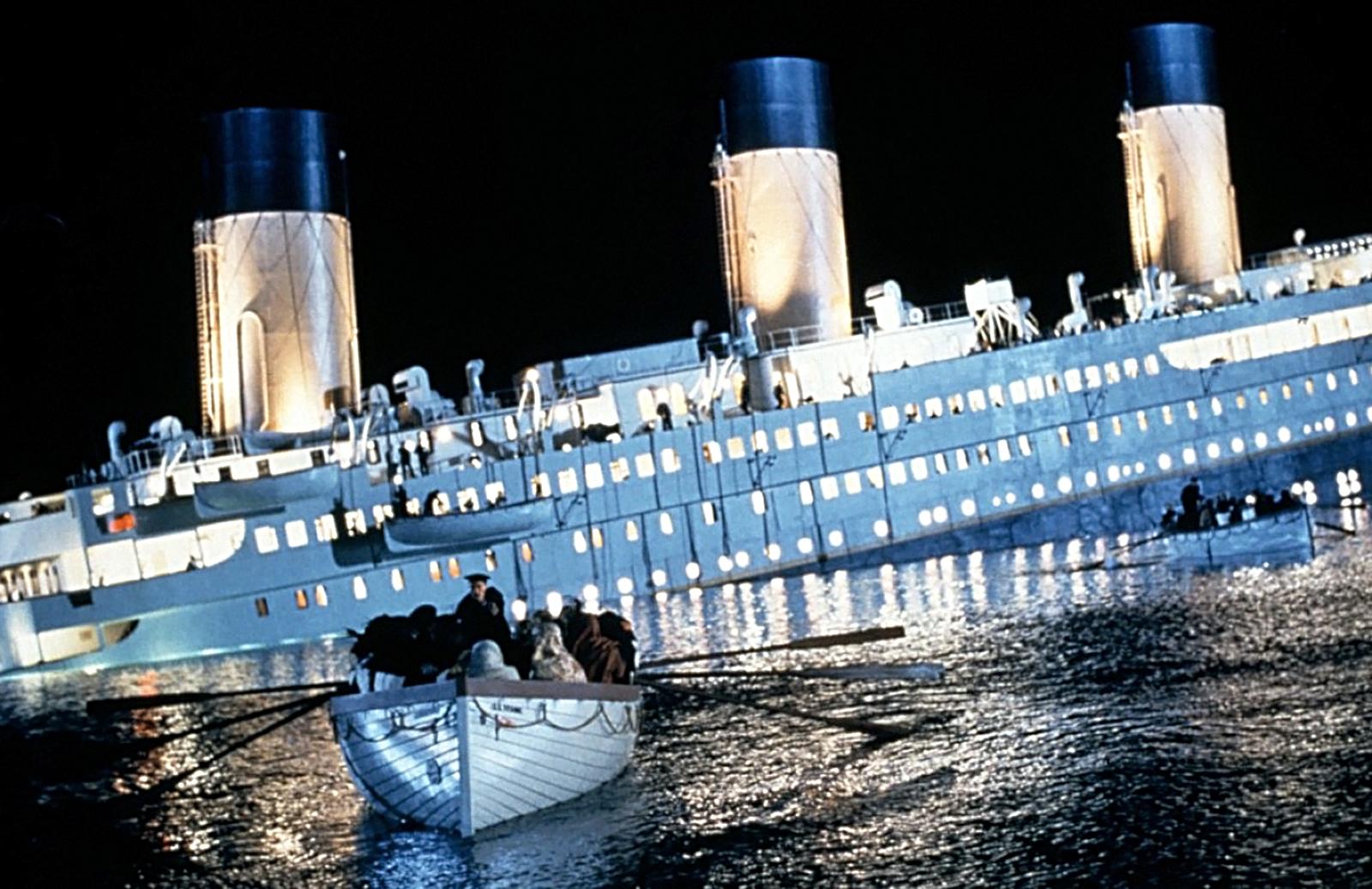 le nouveau cin phile des nouvelles du blu ray de titanic. Black Bedroom Furniture Sets. Home Design Ideas