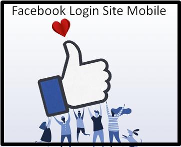 Facebook Login Site Mobile