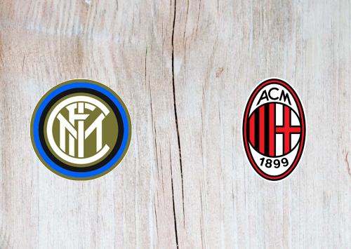 Inter Milan vs AC Milan Full Match & Highlights 9 February 2020
