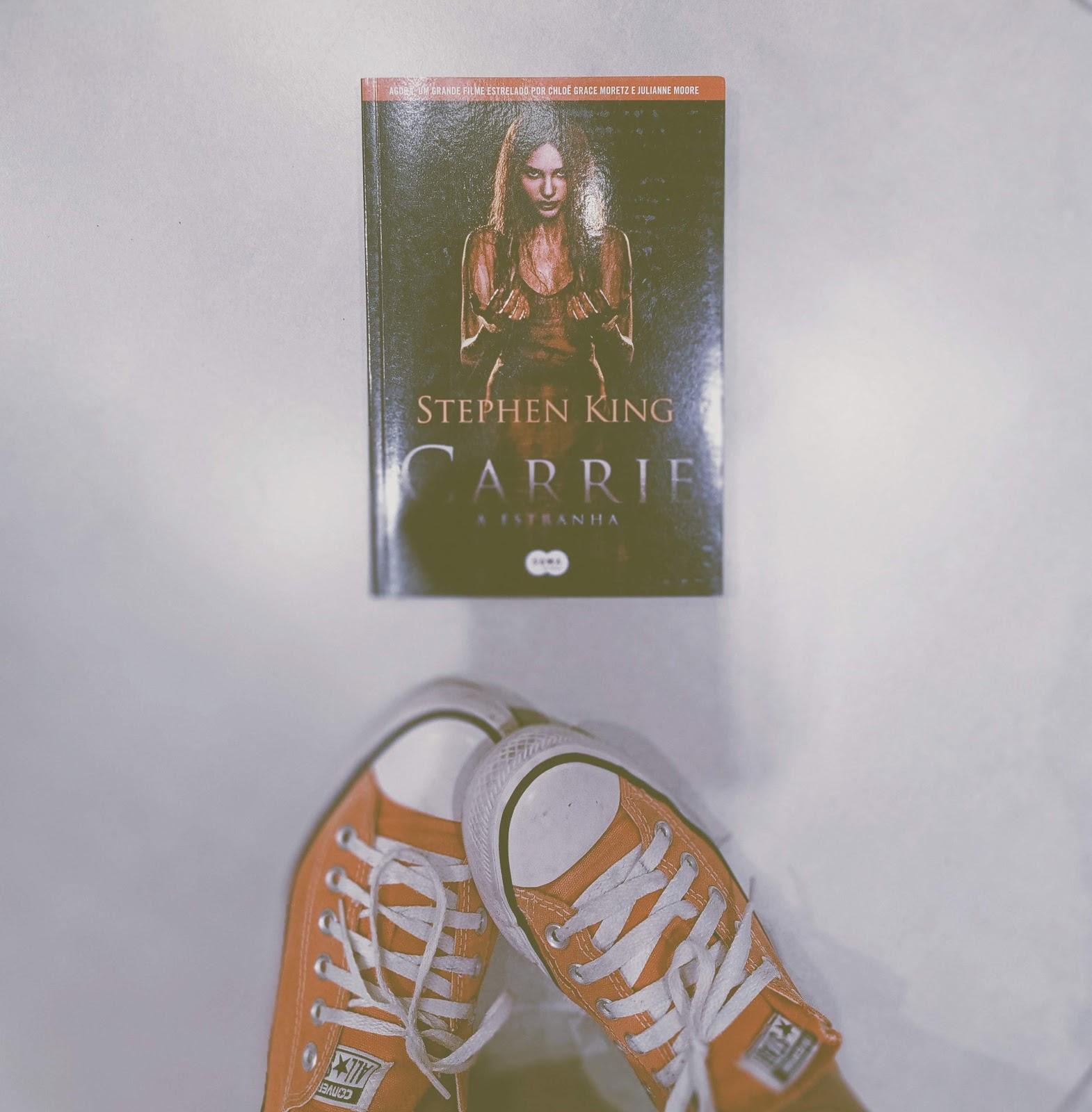 Stephen King livros