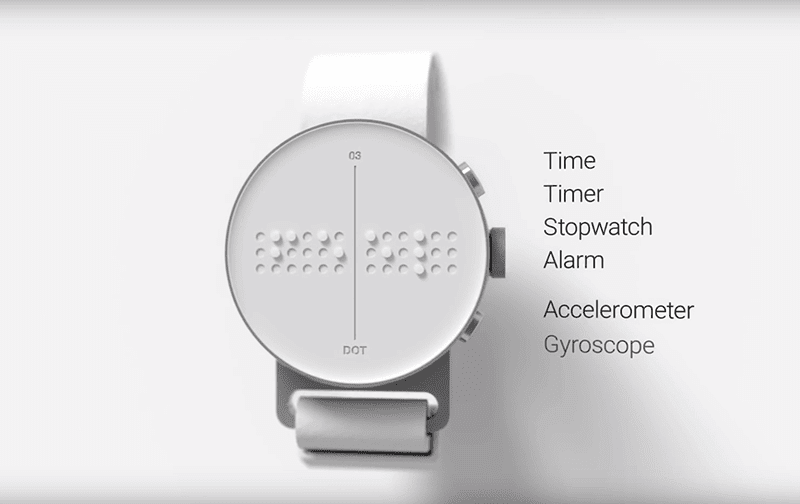 Meet the Dot Smartwatch