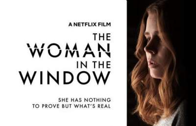 The Woman in the Window 2021 Full Movie Hindi Dubbed Dual Audio 480p HD