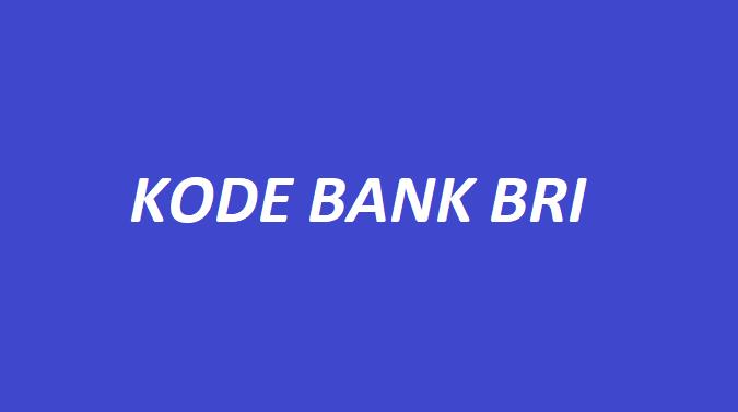 kode bank bri simpedes dan britama