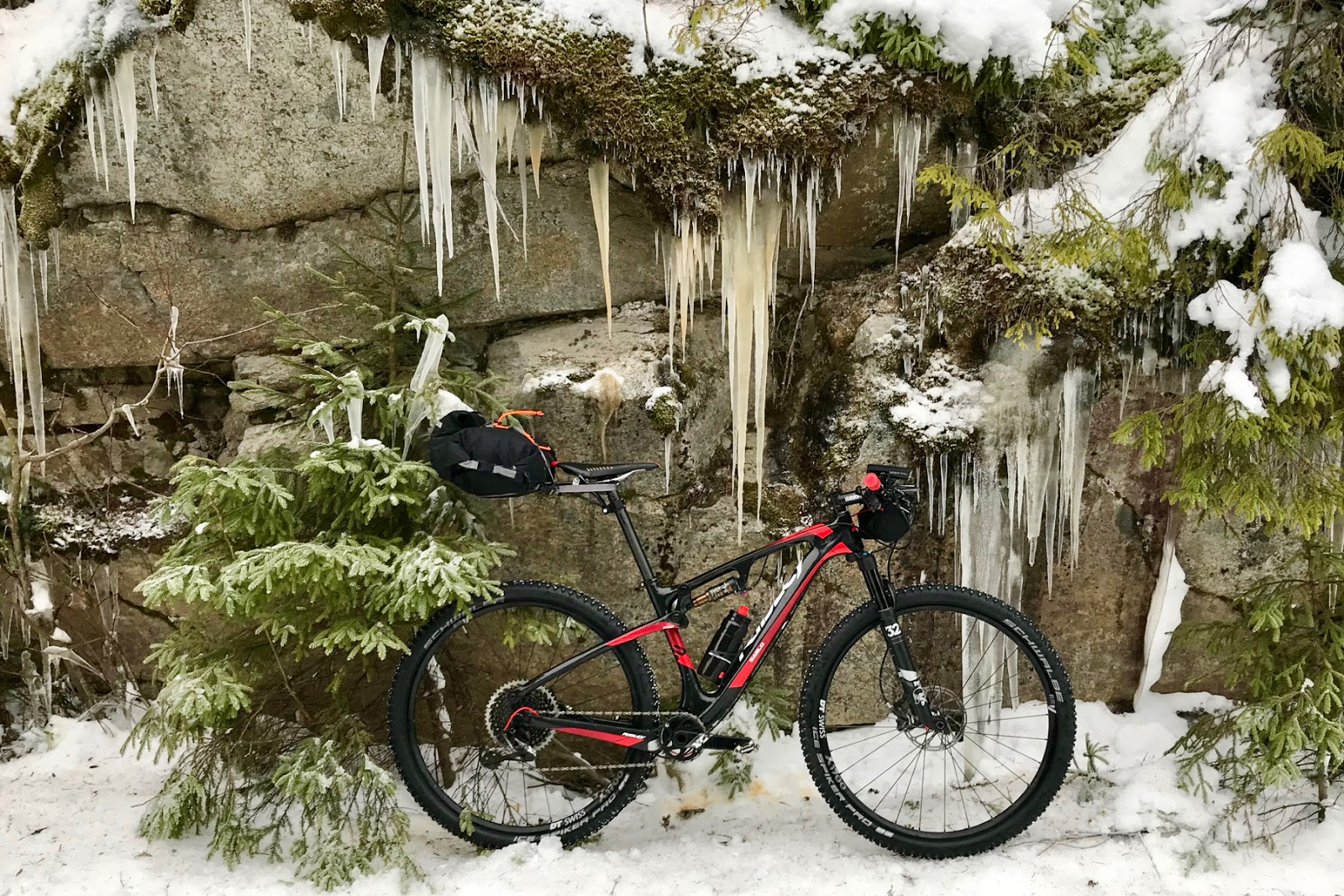 Review - Schwalbe Ice Spiker Pro Spiked MTB Tyres