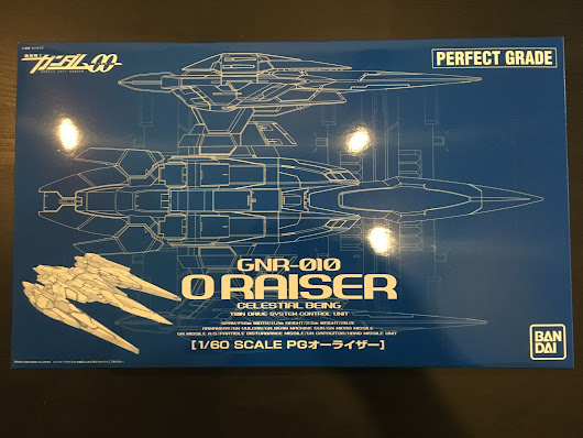 Let's take a look at: Perfect Grade 0 Raiser