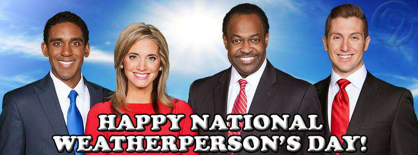 National Weatherperson's Day Wishes Pics