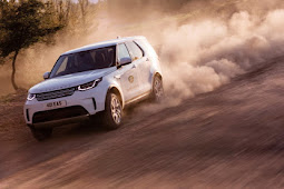 Land Rover Launches the Ultimate Fahucht Tax in Utah and Namibia