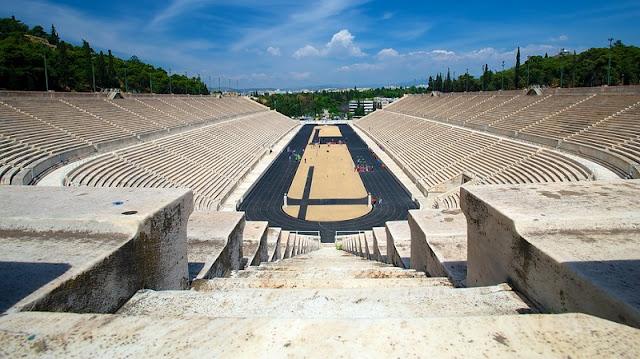 Estádio Panathinaiko, Atenas