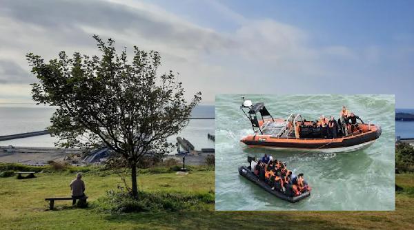 """Traversées de migrants : à Douvres, beaucoup regrettent une """"escalade"""" et un laisser-faire de la France"""
